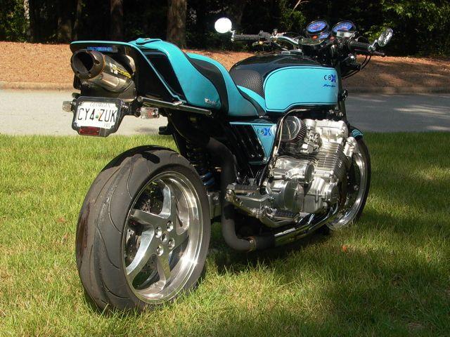 1980 Custom Honda CBX For Sale