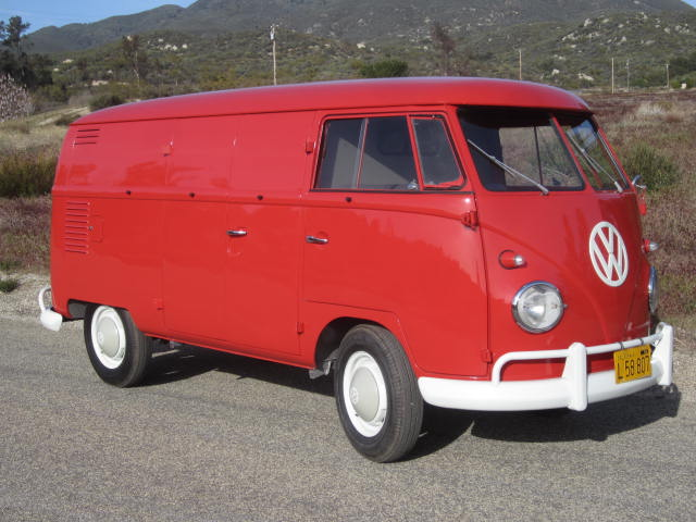1960 VW Double Door Panel Bus For Sale Oldbug
