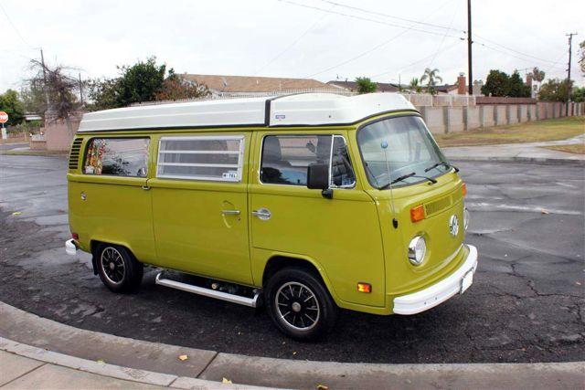 1976 VW Westfalia Pop Top Camper For Sale @ Oldbug com