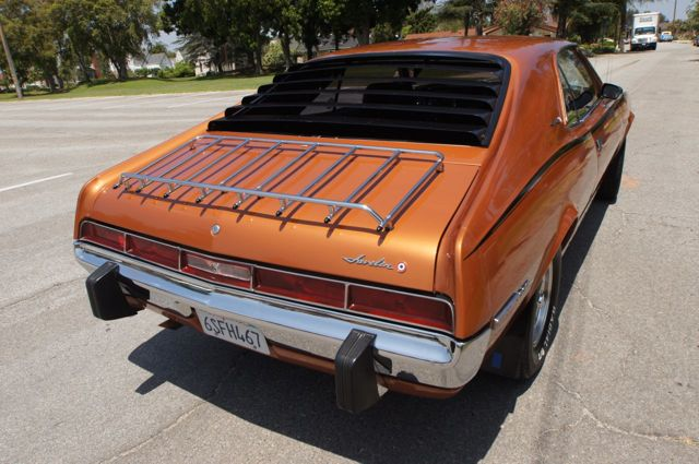 1970 Amc Javelin Sst For Sale Californiacar Com