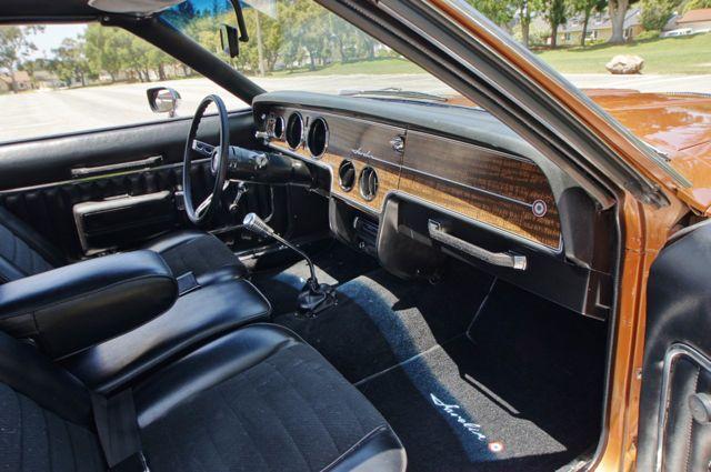 1970 Amc Javelin Sst For Sale Californiacar Com