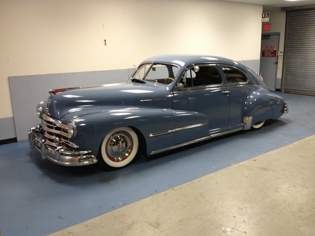 1948 Pontiac Silver Streak Aero Coupe For Sale