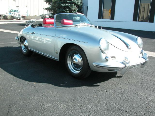 1960 Porsche 356B 1600 Roadster For Sale Californiacar