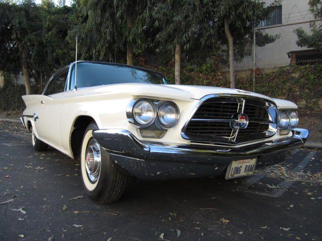 1960 Chrysler 300F For Sale @ Californiacar com