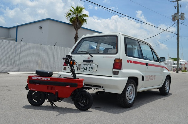 1986 Honda City Turbo Ii For Sale Californiacar Com