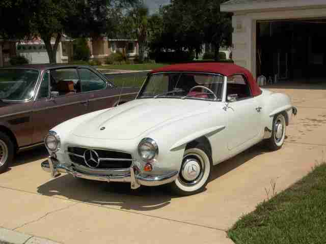 1962 mercedes benz 190sl for sale